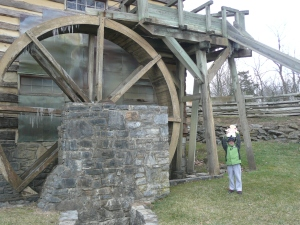 Grist Mill at the McCormick Farm