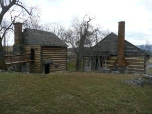 Blacksmith shop and museum